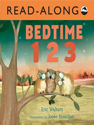 cover image of Bedtime 123 Read-Along