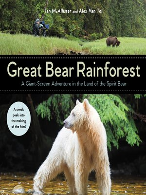 cover image of Great Bear Rainforest