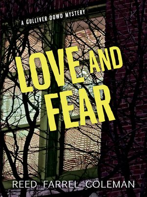 cover image of Love and Fear