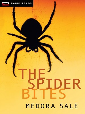 cover image of The Spider Bites