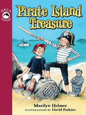 cover image of Pirate Island Treasure