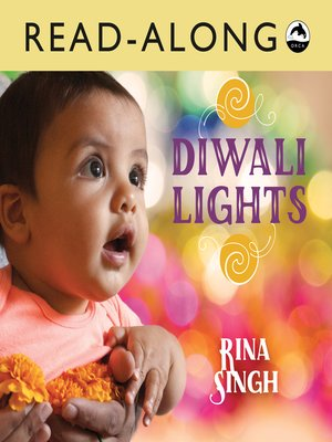 cover image of Diwali Lights Read-Along