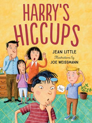cover image of Harry's Hiccups