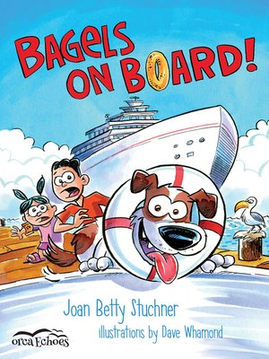 cover image of Bagels on Board
