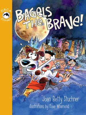 cover image of Bagels the Brave