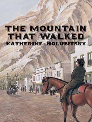 cover image of The Mountain That Walked