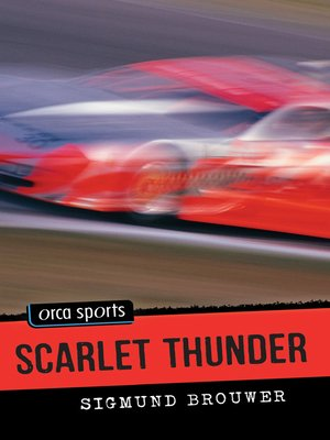cover image of Scarlet Thunder
