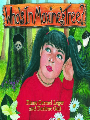 cover image of Who's in Maxine's Tree