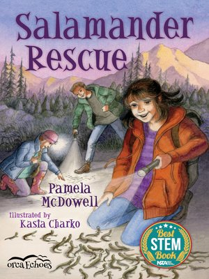 cover image of Salamander Rescue