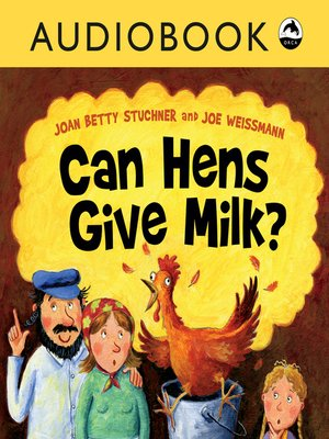 cover image of Can Hens Give Milk?