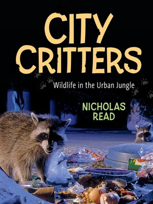 cover image of City Critters