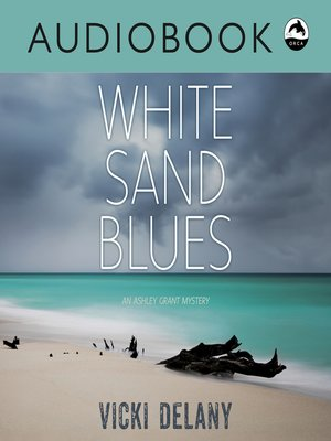 cover image of White Sand Blues