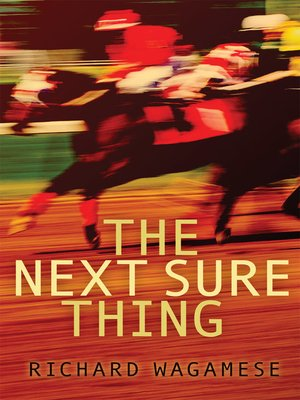 cover image of The Next Sure Thing