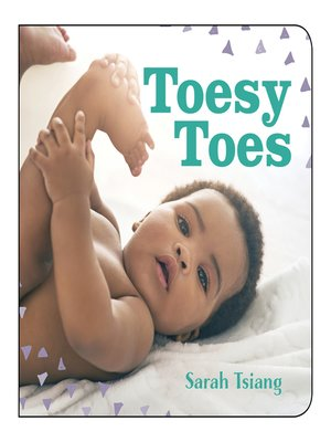 cover image of Toesy Toes