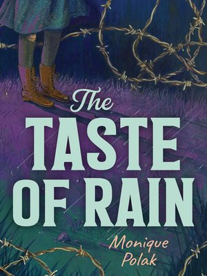 cover image of The Taste of Rain