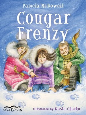 cover image of Cougar Frenzy