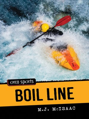 cover image of Boil Line