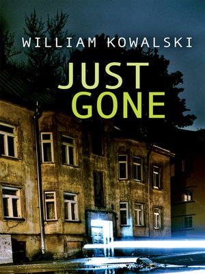 cover image of Just Gone