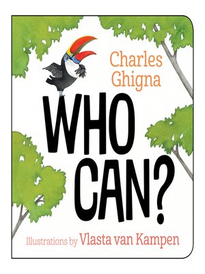 cover image of Who Can?