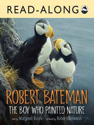 cover image of Robert Bateman