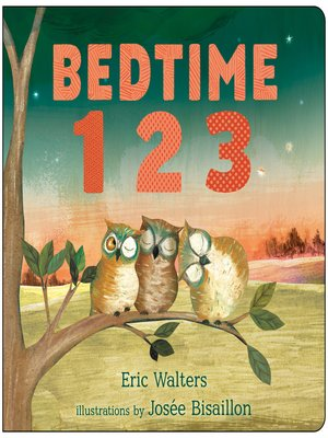 cover image of Bedtime 123