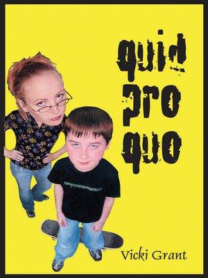 cover image of Quid Pro Quo