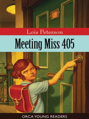 cover image of Meeting Miss 405