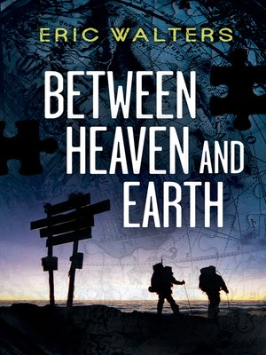 cover image of Between Heaven and Earth