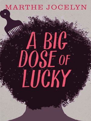 cover image of A Big Dose of Lucky