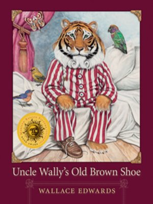 cover image of Uncle Wally's Old Brown Shoe