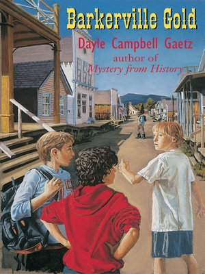 cover image of Barkerville Gold