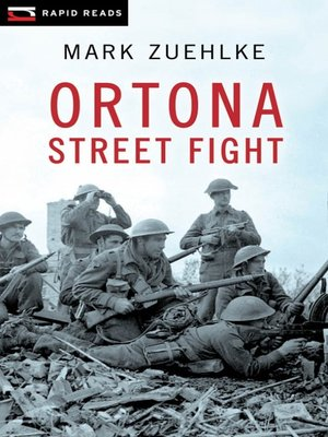 cover image of Ortona Street Fight