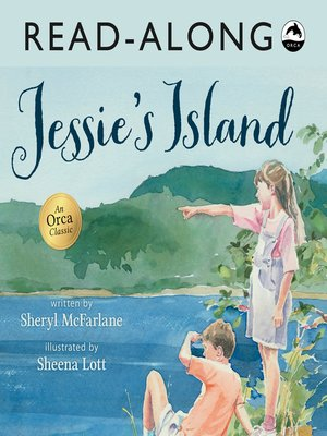 cover image of Jessie's Island