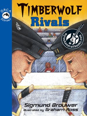 cover image of Timberwolf Rivals