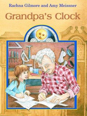 cover image of Grandpa's Clock