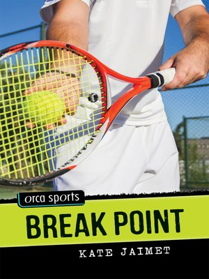 cover image of Break Point
