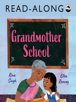 cover image of Grandmother School Read-Along