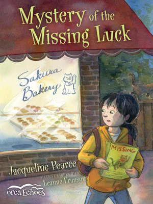 cover image of Mystery of the Missing Luck