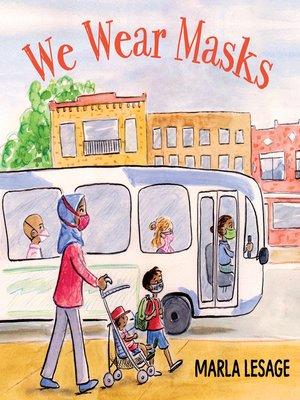 cover image of We Wear Masks