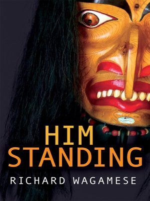 cover image of Him Standing