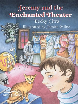 cover image of Jeremy and the Enchanted Theater