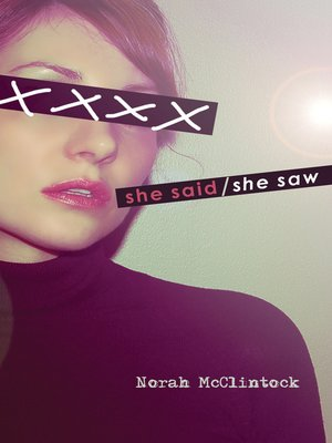 cover image of She Said / She Saw