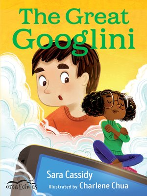 cover image of The Great Googlini