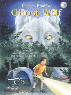 cover image of Ghost Wolf