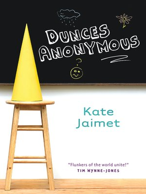 cover image of Dunces Anonymous