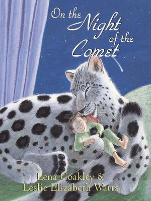 cover image of On The Night of the Comet