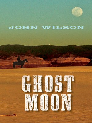 cover image of Ghost Moon