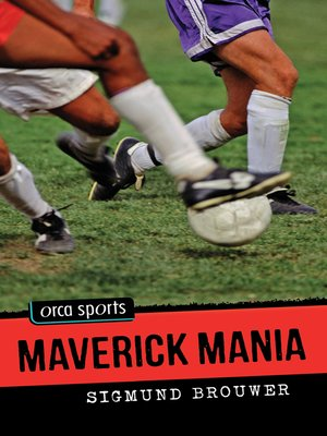 cover image of Maverick Mania