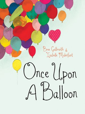 cover image of Once Upon a Balloon