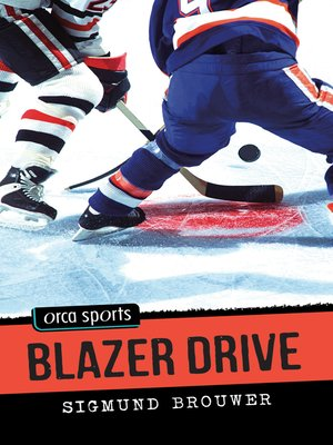 cover image of Blazer Drive